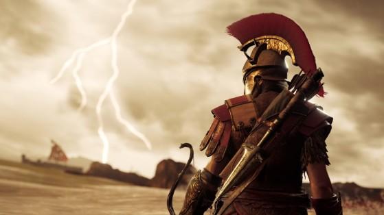 Assassin's Creed Odyssey : mise à jour de mars, nouveau contenu, skin