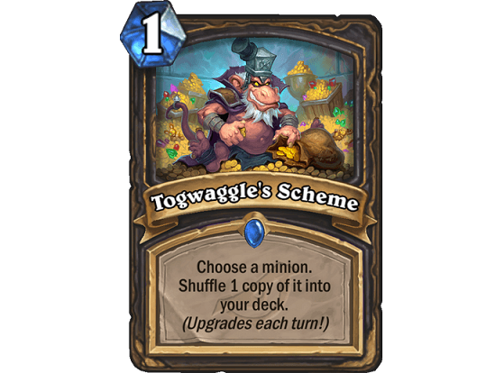Version EN - Hearthstone