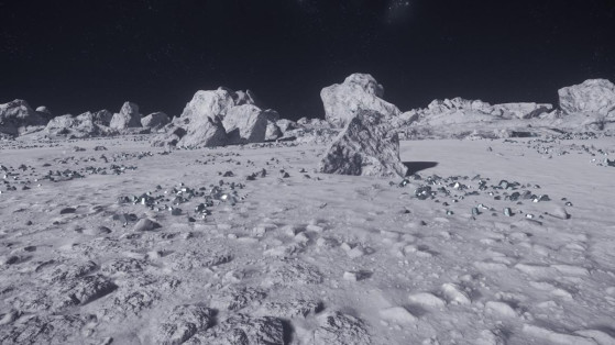 Star Citizen : Wala, lune d'ArcCorp
