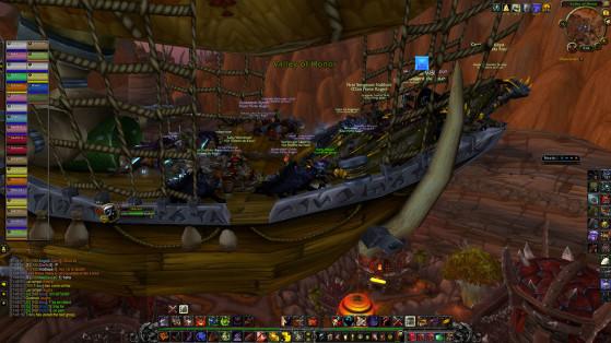 Nous partions gentiment titiller l'Alliance à la Forêt d'Elwynn... Gentiment... - World of Warcraft
