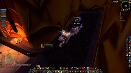 Mais cela ne durait jamais très longtemps... - World of Warcraft