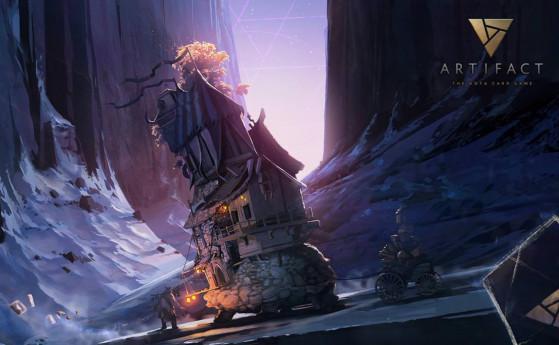 Artifact  : Valve, Refonte