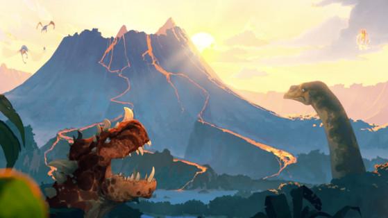 WoW : Voyage au coeur du Cratère d'Un'Goro, le Jurassic Park d'Azeroth