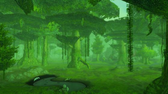 Si vous avez négligé votre progression en herboristerie, c'est le moment de vous en donner à coeur joie. - World of Warcraft