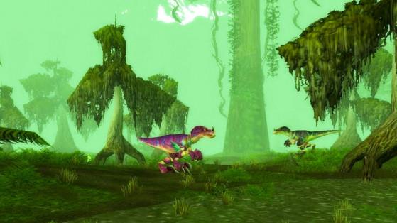 Il y a des bêbêtes un peu partout, mais souvenez-vous que dans WoW Classic, elles feront beaucoup plus mal qu'aujourd'hui. - World of Warcraft