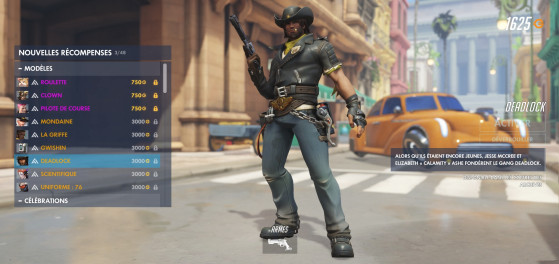 McCree Deadlock - Overwatch