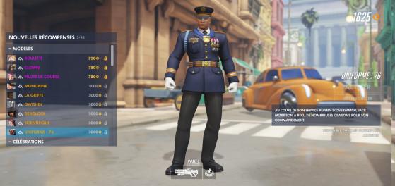 Soldat 76 - Uniforme 76 - Overwatch
