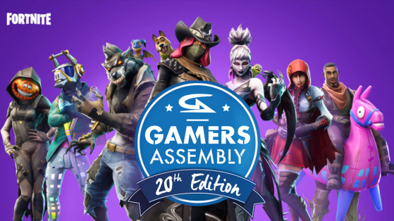 Fortnite Squad : Tournoi Gamers Assembly 2019