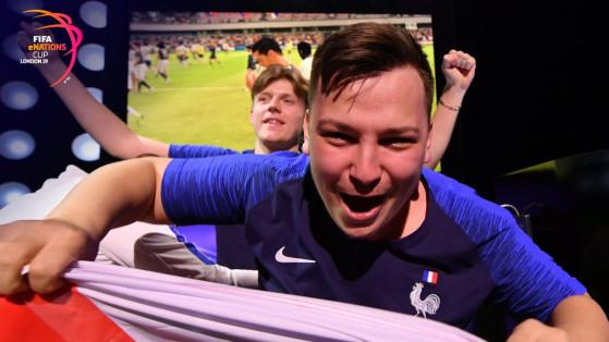 FIFA 19 eNations Cup : la France Championne du Monde !
