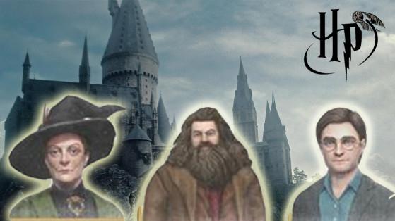 Harry Potter Wizards Unite : métiers, magizoologiste, auror, professeur