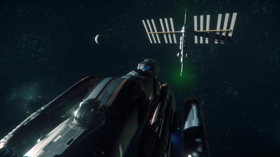 Star Citizen : les missions de réactivation de satellite de communication