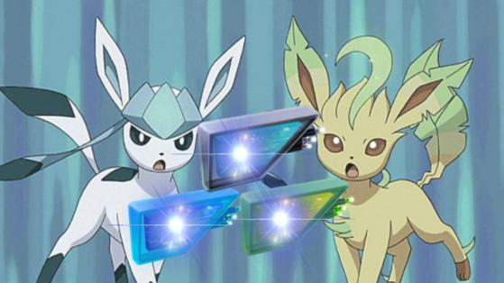 Pokemon GO : nouveaux leurres, Glacial, Moussu, Magnétique