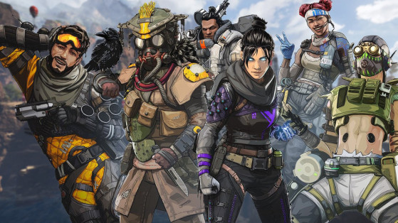 Apex Legends : check in du 11 mai 2019