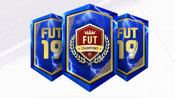 FIFA 19 : les récompenses FUT Champions changent pendant les TOTS