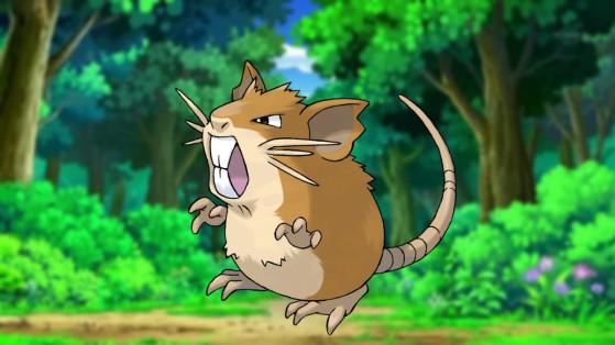 Pokemon Rumble Rush : forêt Rattatac, soluce