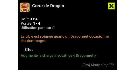 ! Variante de Souffle du dragon ! - Dofus