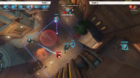 Choisissez l'angle de votre PoV pour visualiser encore mieux votre game et corriger vos stratégies - Overwatch