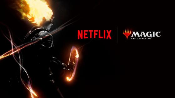 Magic : Annonce série animée Netflix par les frères Russo Avengers Endgame