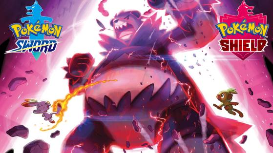 Pokemon épée et bouclier : Le raid Max Battle