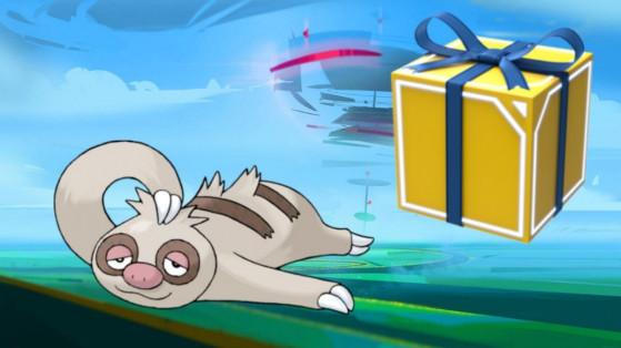 Pokemon GO : boîte journée communautaire, Parecool