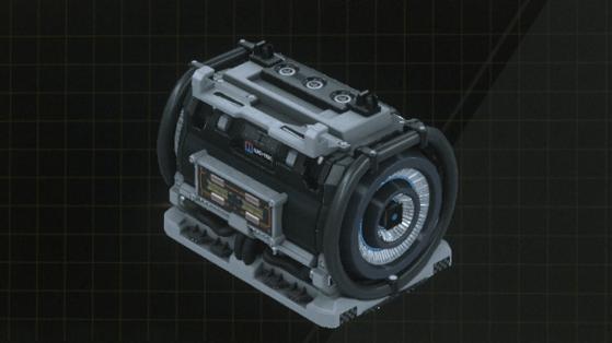 Star Citizen : Le moteur quantique Beacon