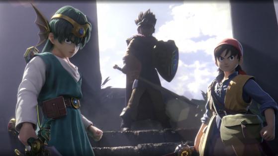 E3 2019 : nouveau DLC Super Smash Bros Ultimate, Dragon Quest