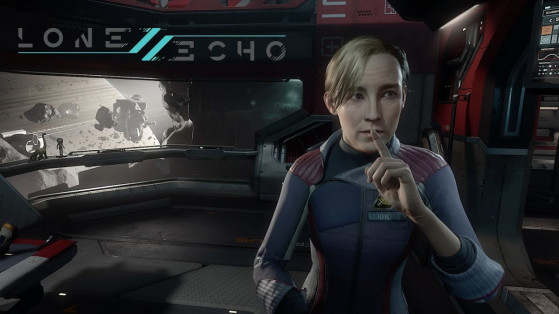 E3 2019 : Lone Echo 2, gameplay