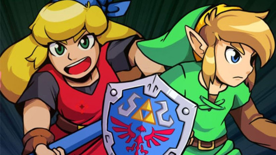 Test Cadence of Hyrule featuring The Legend of Zelda sur Nintendo Switch