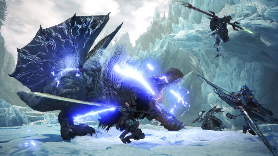 Monster Hunter World Iceborne : Sous-espèces de monstres