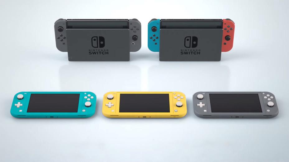 Nintendo Switch : Un nouveau modèle plus puissant ...