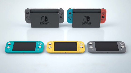 Nintendo Switch : Un nouveau modèle plus puissant découvert