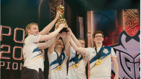 Victoire de G2 au MSI 2019 - League of Legends