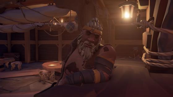 Sers m'en un p'tit, patron ! - Sea of thieves