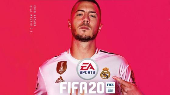FIFA 20 : la cover officielle avec Eden Hazard et Virgil Van Dijk !