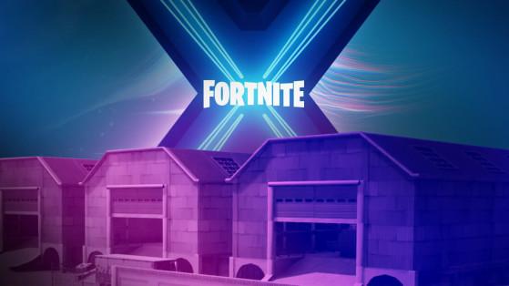 Fortnite : saison 10, premier teaser