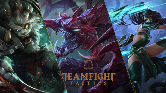 LoL - TFT : guide compo Void / Bagarreur / Assassin / Wild