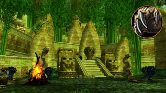 WoW Classic : Set d'armure ZG du Druide (Atours d'haruspice)