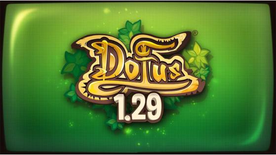 Dofus Rétro : un nouveau serveur en version 1.29