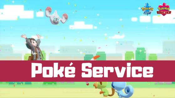 Pokemon épée et bouclier : guide poké service, infotisma
