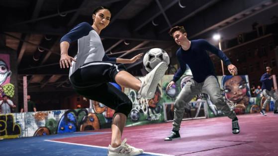 FIFA 20 : progresser dans VOLTA, gestion d'équipe et évolution d'avatar