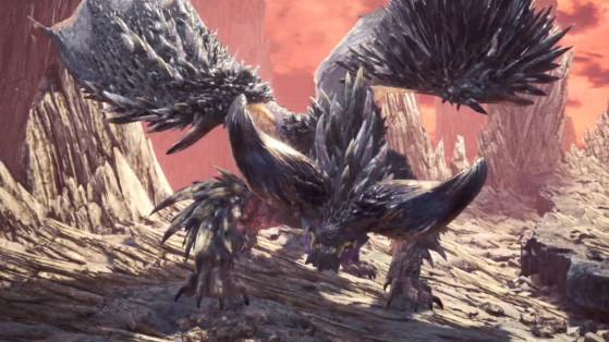 MHW Iceborne : Guide Nergigante Chaos, dragon ancien, monstre