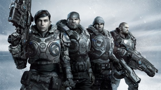 Test de Gears 5 sur PC, Xbox One