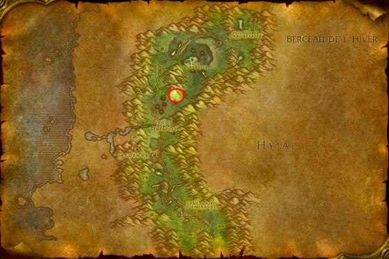 Localisation de Kroshius - WoW : Classic