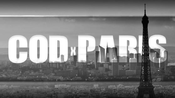 Call of Duty : Paris en CWL 2020