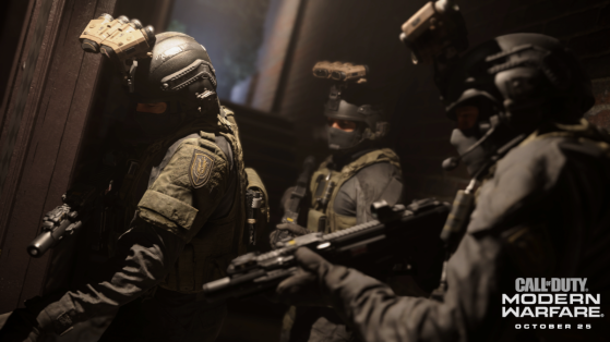 Call of Duty Modern Warfare : guide améliorations de combat
