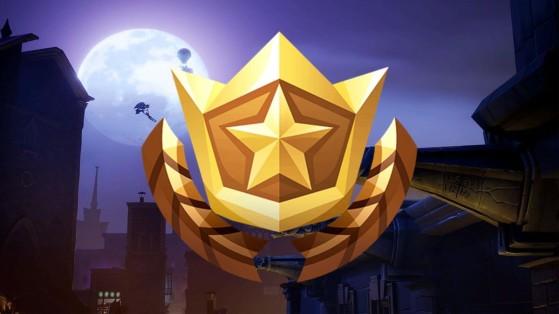Fortnite : étoile cachée semaine 8, mission Gothique, saison 10