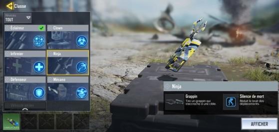 Ninja - Millenium