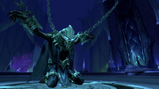 WoW : Forge de Domination, Objets légendaires de Shadowlands