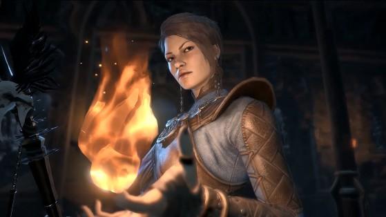Diablo 4 : Sorcière, talents, compétences, skills, techniques, sorts, Sorcerer