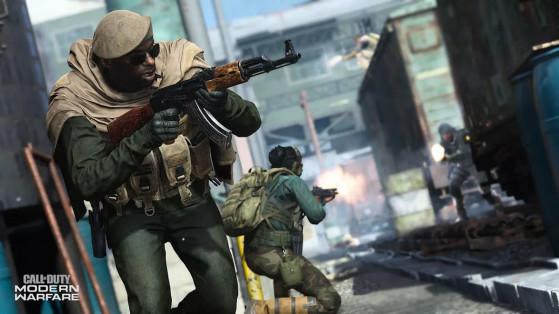 Call of Duty Modern Warfare : un potentiel nouveau système de personnalisation